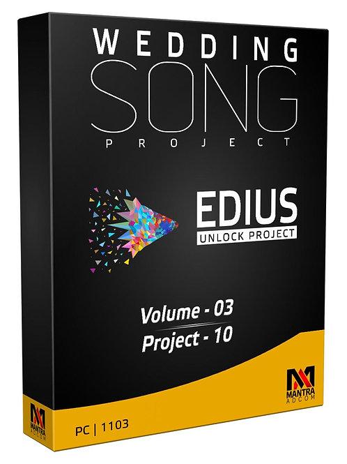 Edius Wedding Song Project   Vol 03   Edius X, 9, 8, 7