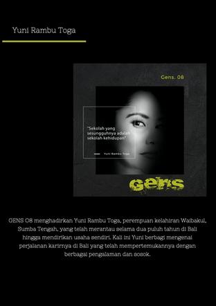 GENS #8
