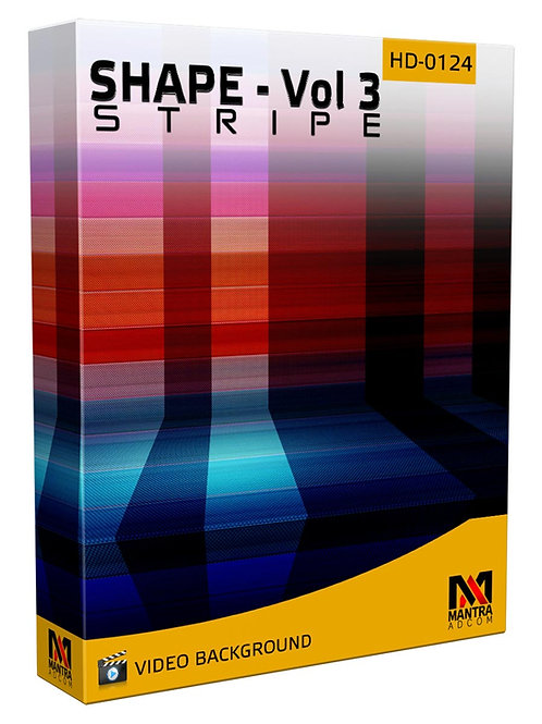 Shape (Stripe) | Video Background