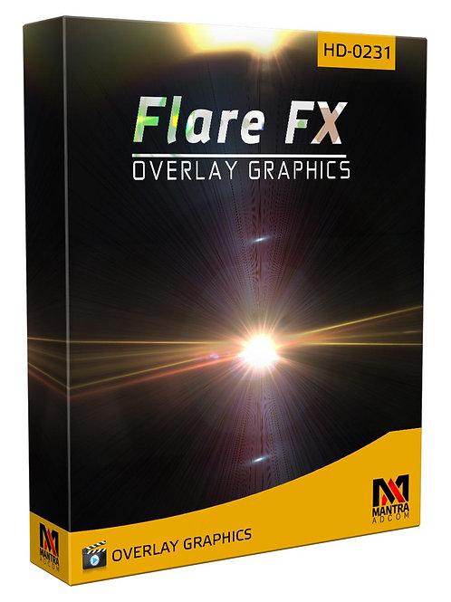 Flare FX  | Overlays Video FX