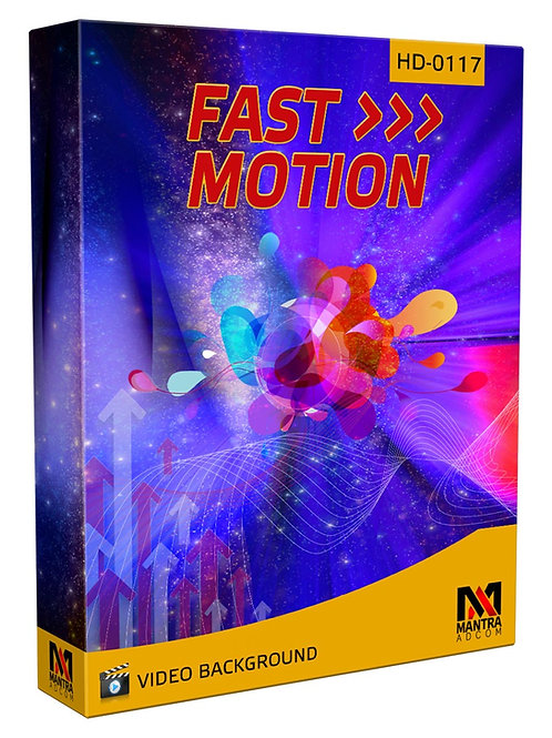 Fast Motion   Video Background