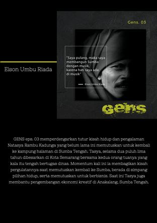GENS #3