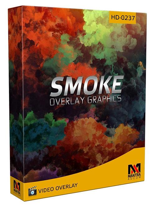 Smoke Motion Element  | Overlays Video FX