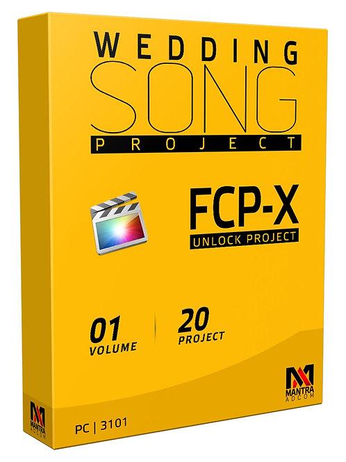 Portrait Song Cinematic Project | Final Cut Pro X - Vol 01