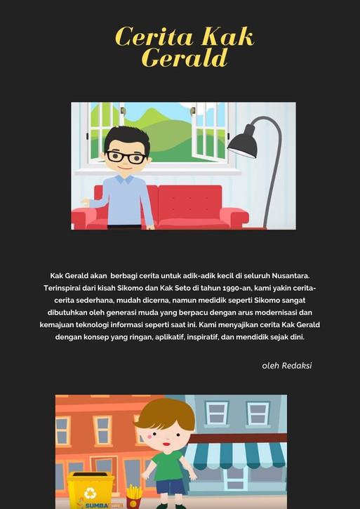 Cerita Kak Gerald