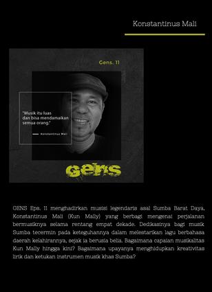 GENS #11