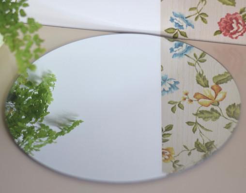 Miroir rond location Détours Nature