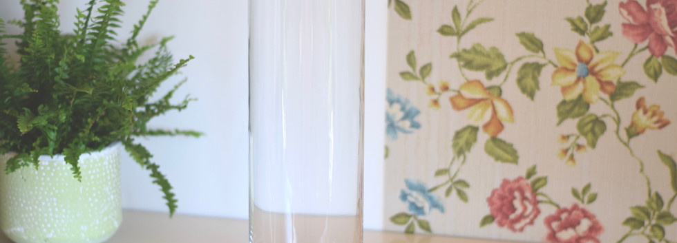 Détours Nature location vase tube