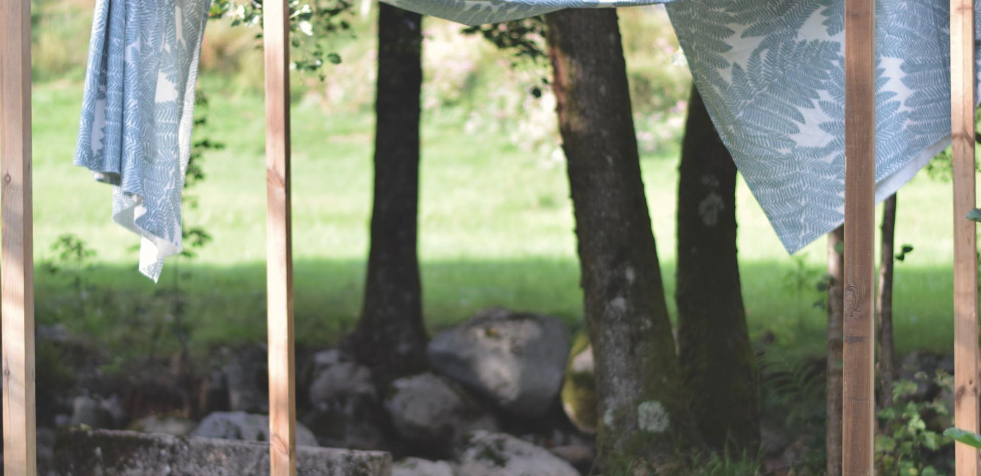 Location Houppa bois Détours Nature Vosges