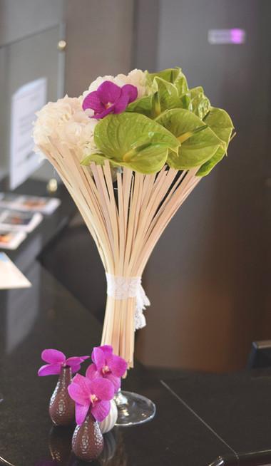 Abonnement floral Détours Nature fleuriste vosges