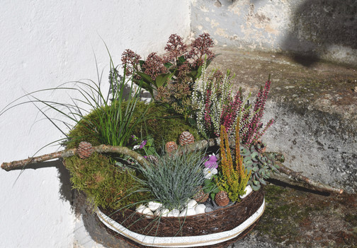 Deuil Détours Nature Fleuriste Vosges