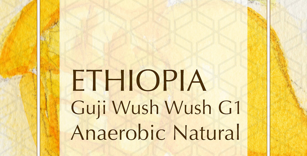 Ethiopia Guji Wush Wush G1 Anaerobic Natural