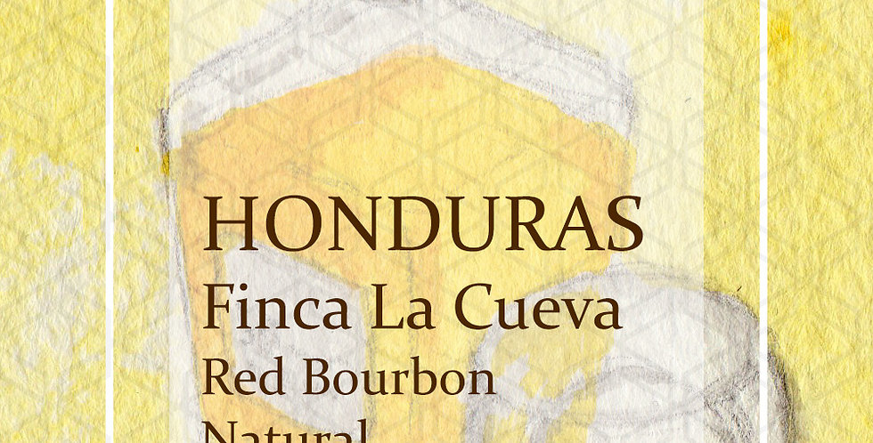 Honduras Finca La Cueva Red Bourbon Natural