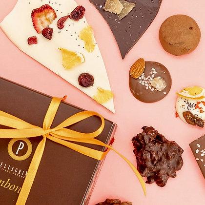 Selección de chocolates Pellegrin