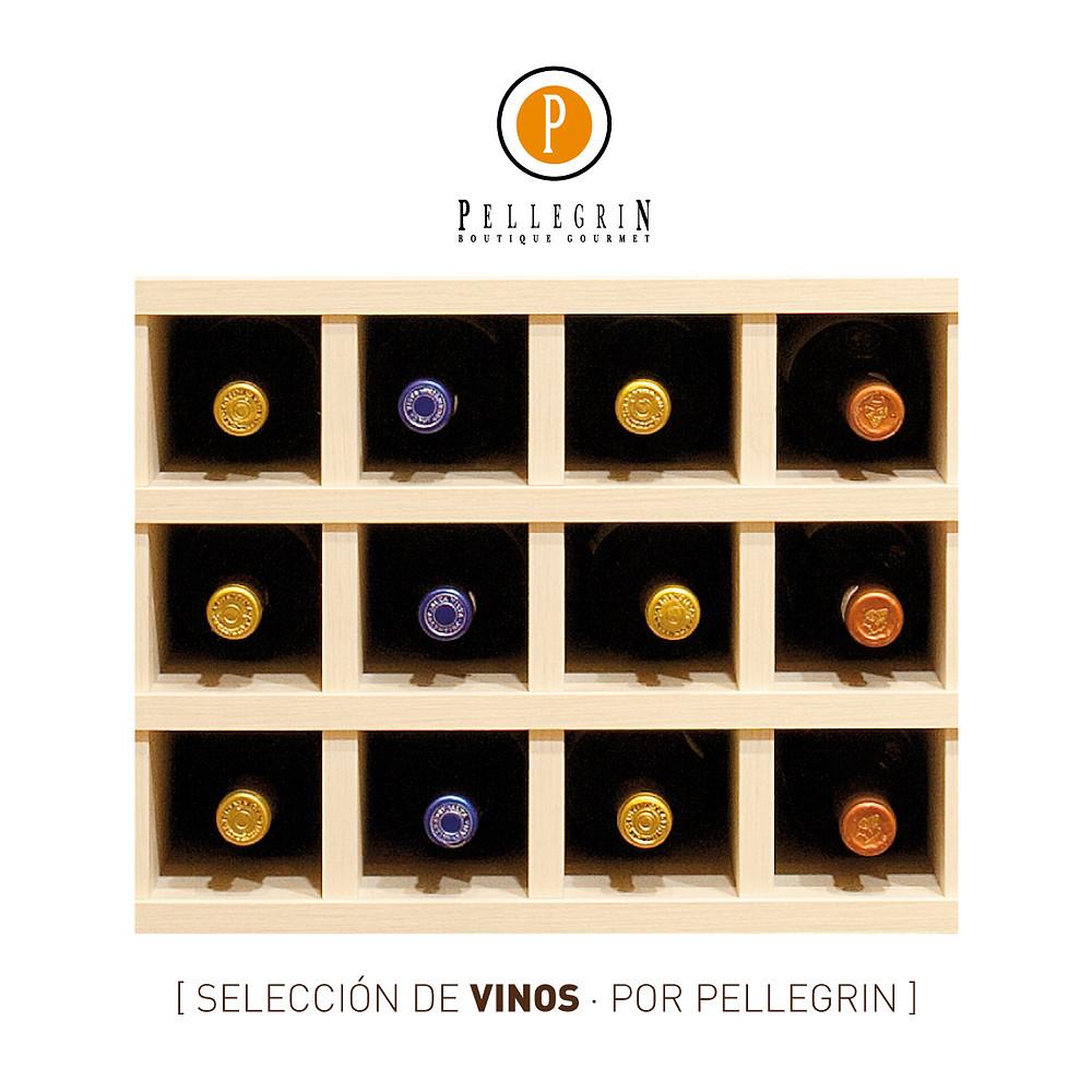 vinos Pellegrin gourmet