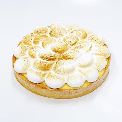 Tarta de limón y merengue 6p
