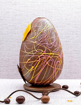 Huevo de pascua 400g