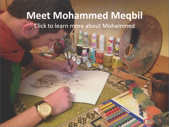 Meet Mohammed Meqbil