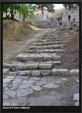 Steps that Jesus Trod