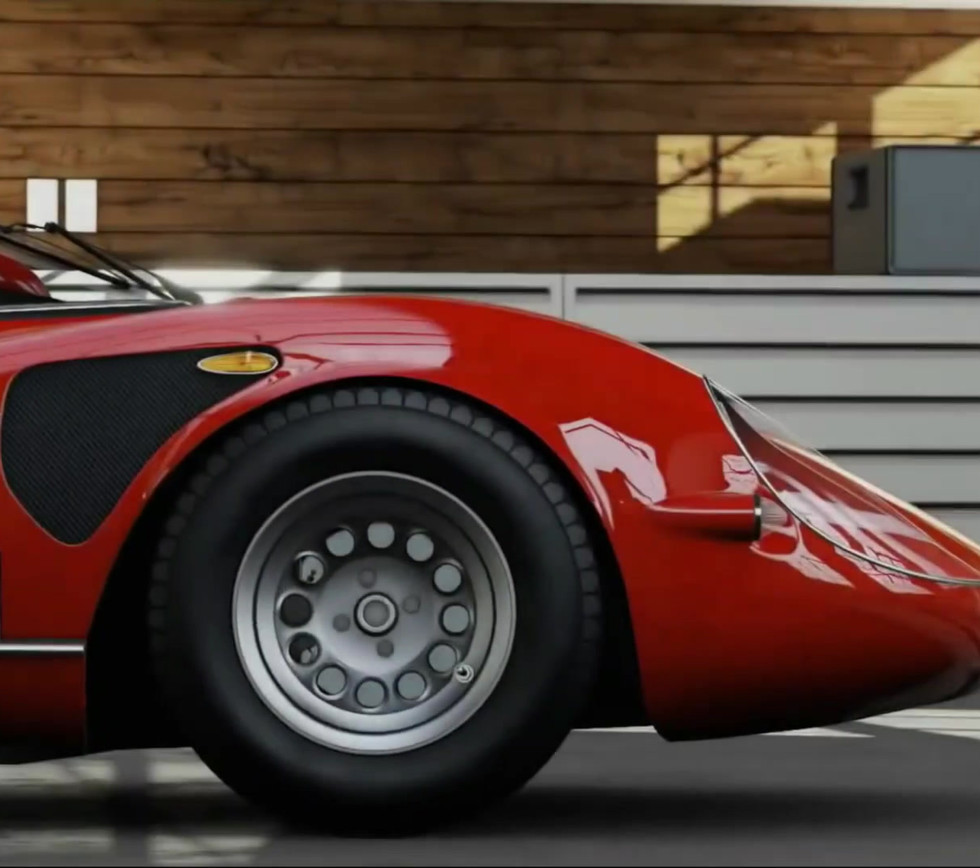 Alfa Romeo Stradale 33