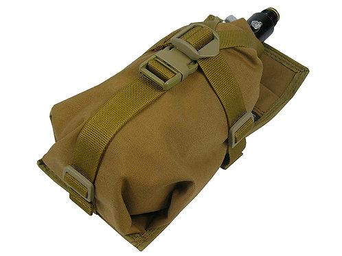 M.O.L.L.E Air Tanks  HORIZONTAL CYLINDER ninja (0,8-1,8L) coyote brown