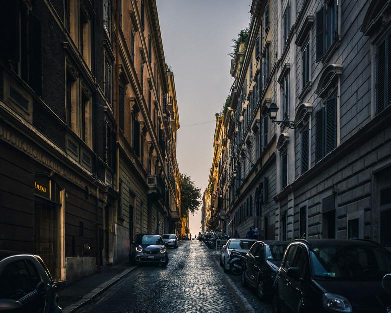Rome Streets 1