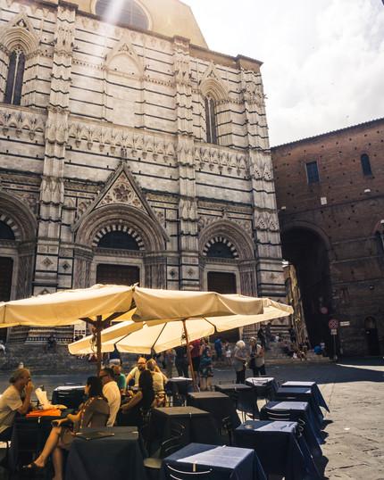 Siena Duomo Cafe