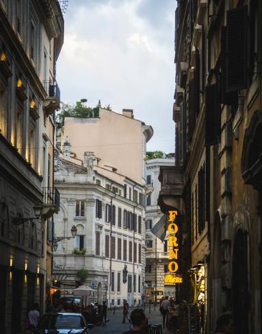 Rome Streets 3