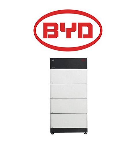 BYD BATTERY-BOX PREMIUM HVS / HVM