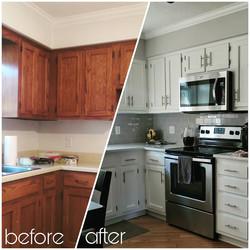 Kitchen Cabinets Ron Split