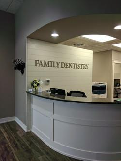 Dentist Reception