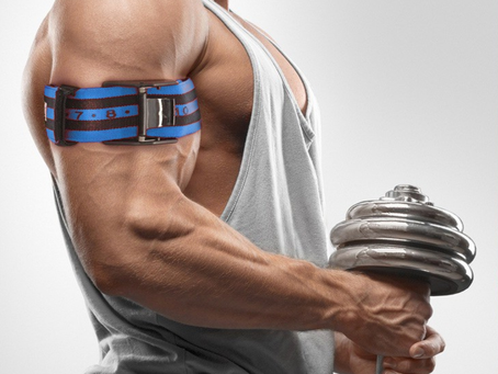 Blood Flow Restriction Training with Doppler