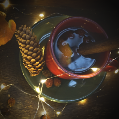 Winter Warmth Tea
