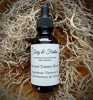 Tranquil Tummy Bitters