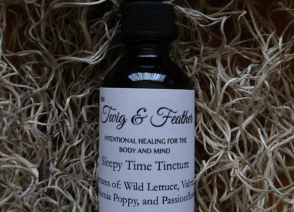 Sleepy Time Tincture
