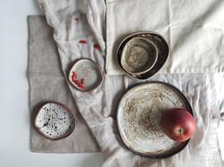 unique ceramic plates