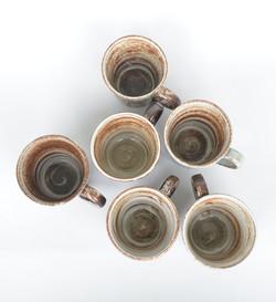 """cups """"rustic"""""""
