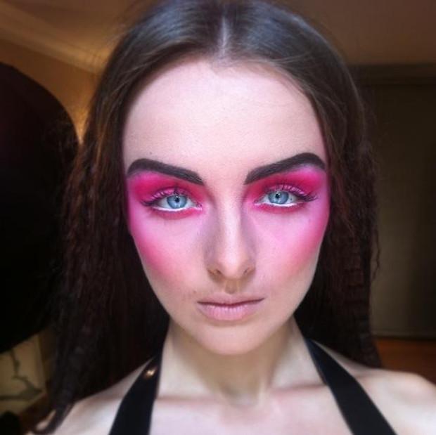 halloween makeup artist london - Halloween Makeup Professional