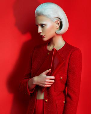 Fashion Editorial Makeup Artist London