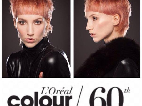 L'Oreal Colour Trophy 2015
