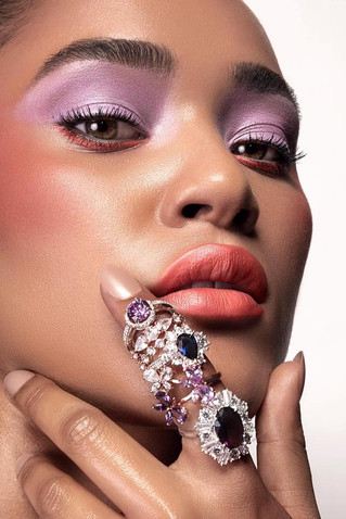 Mixed Race Makeup Artist London
