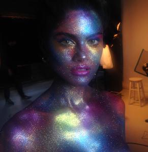glitter makeup artist london