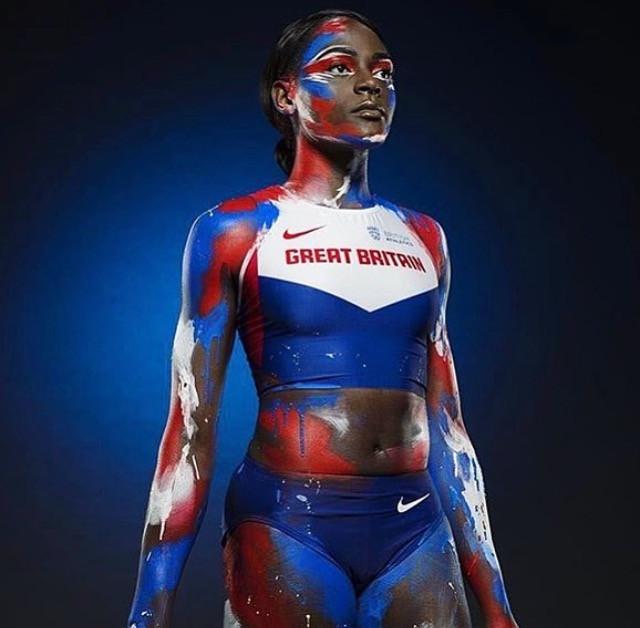 Roseanna Velin - Body Painter London