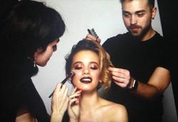 Corporate Makeup Artist London