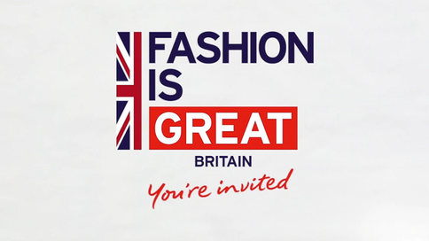 Visit Britain Fashion Campaign