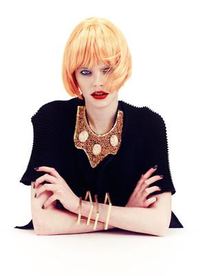 Editorial Makeup Artist London