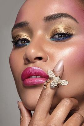 Black Skin Makeup Artist London