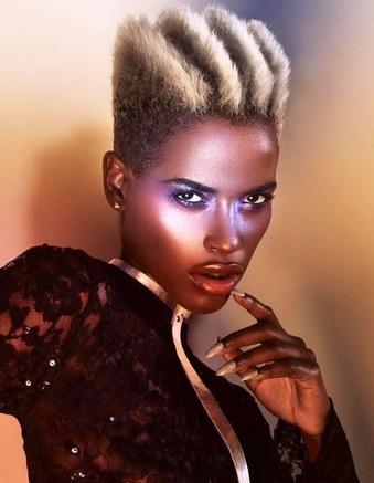 Black Makeup Artist London