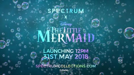 Spectrum x The Little Mermaid