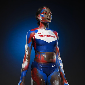 BODY PAINTER LONDON
